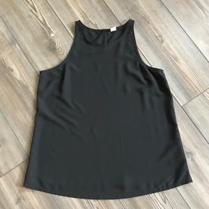 Crepe Tank Size Small